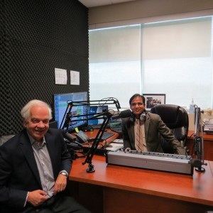 Immigration Minister Mr. John in Parvasi Radio