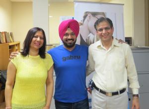 Ghuggi & Mr&Mrs Saini IMG.p4234ng