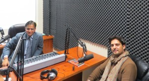 Jimmy Shergil in Parvasi Radio