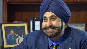 Interview with Mr. Nav Bhatia  Businessman and a NBA Super Fan