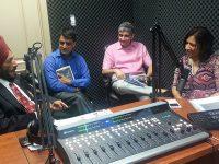 Famous Runner/Athlete from India  Milkha Singh in Parvasi Radio