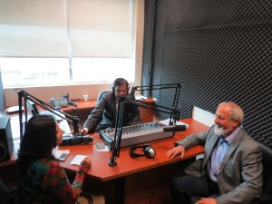 John Sprovieri in Parvasi Radio
