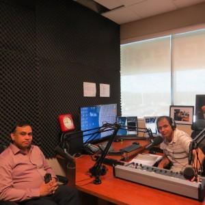 ABP CEO Mr. Ashok Venkatramani in Parvasi Radio