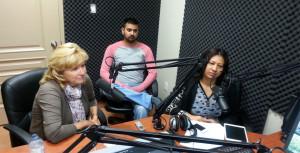 Linda Jeffrey in Parvasi Radio