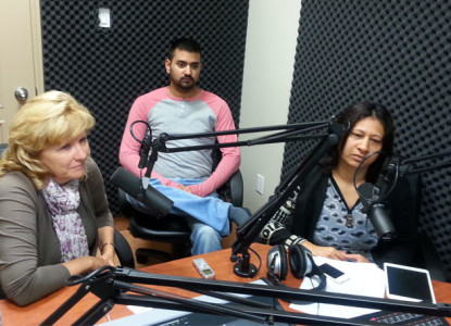 Linda Jeffrey in Parvasi Radio