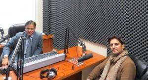 Jimmy Shergil in Parvasi Radio