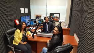 Neeru Bajwa in Parvasi Radio